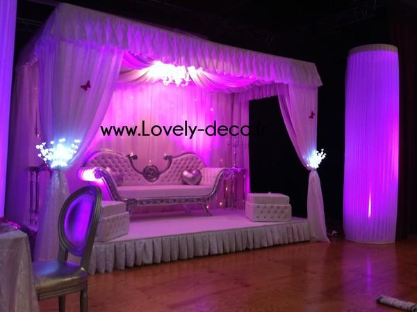 decor pour mariage orientale sur idf. Black Bedroom Furniture Sets. Home Design Ideas